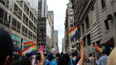 Jesus loves gays - Anna beszámolója a NYC Pride-ról