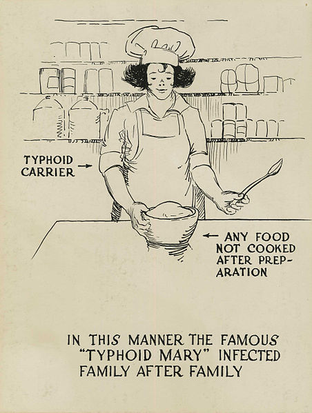 452px-Typhoid_carrier_polluting_food_-_a_poster.jpg