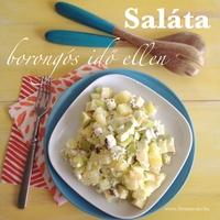 Borongós időűző, hideg-meleg saláta