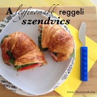 A legfinomabb reggeli szendvics