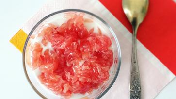 Immunerősítő reggeli - Grapefruitos chia puding