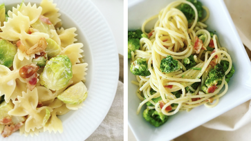 Kelbimbó vagy brokkoli? Vagy inkább egy finom tészta?