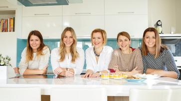 Blogger reggeli a konyhámban :)