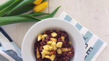 Kényeztető reggeli - Kakaós, ananászos kása