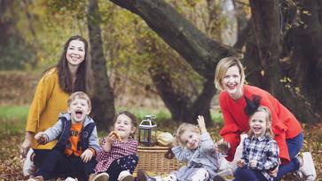 Halloween piknik