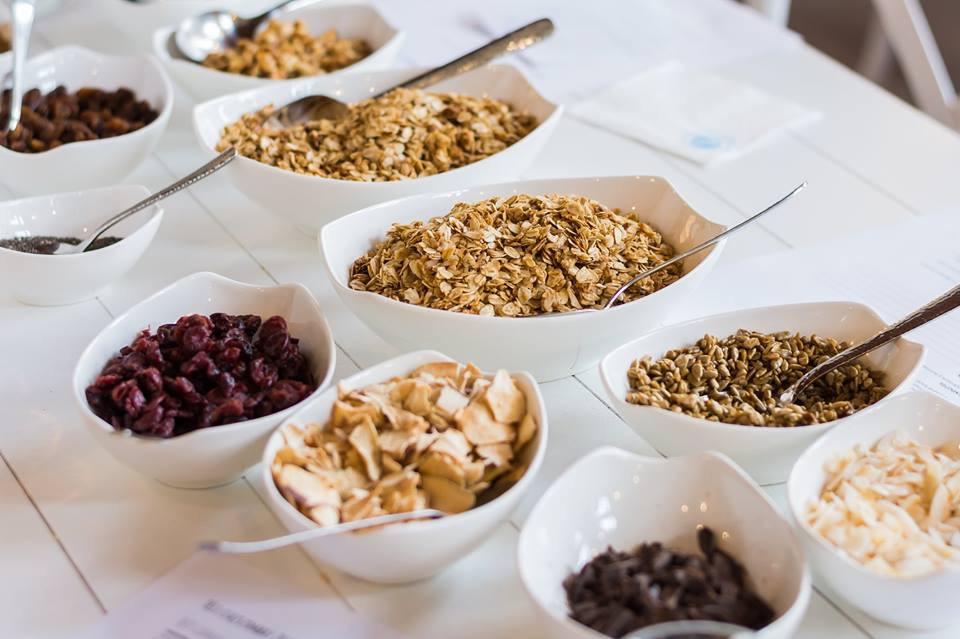 DIY granola alap 5 hozzavalobol