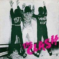 The Clash - White Riot (CBS)
