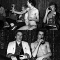Sex Pistols 1977. október, november, december