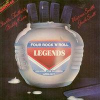 Peel Sessions: Buddy Knox, Charlie Feathers, Jack Scott, Warren Smith (1977.05.03.)