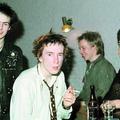 Sex Pistols 1977. augusztus, szeptember