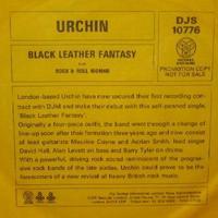 Urchin - Black Leather Fantasy