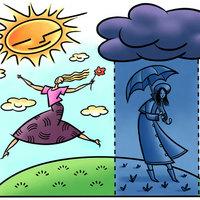 Szorongató napfény és aggasztó fürdőruha: szezonális depresszió nem csak télen