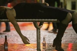 Beteges alkoholfogyasztás, alkoholos betegség: a patológiás részegség