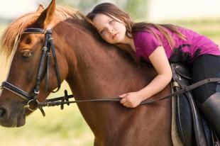 Hogyan képes gyógyítani a ló?