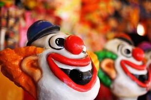 Miért félünk a bohócoktól?