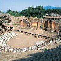 Opera és balett a pompeji ókori színházban