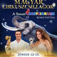 POSZT – Kezdődnek a 60 éves magyar cirkusz előadásai