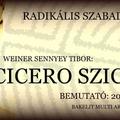 Cicero Szicíliában – Premier a Bakelitben