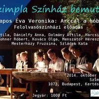 Arccal a hóban - Kalapos Éva Veronika drámaíróként is bemutatkozik