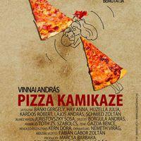 Pizza Kamikaze – Premier a Jurányiban