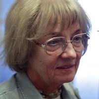 Radnóti Zsuzsa dramaturg az idei Krisztina-díj kitüntetettje