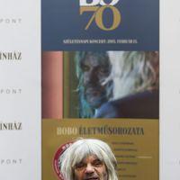 Hobo 70 – Születésnapi programsorozat a Nemzeti Színházban