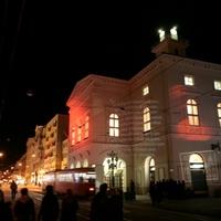 Megújult a Miskolci Nemzeti Színház óratornya