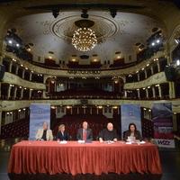 A Ghetto című darabbal vendégszerepel az izraeli Cameri Színház Budapesten
