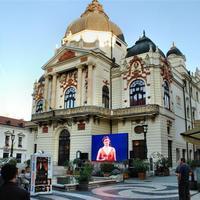 Balett-terem átadásával kezdődött meg az új színházi évad Pécsen