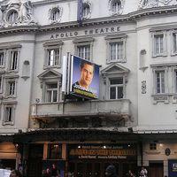Nyolcvannál több sérültje van a londoni színházi balesetnek