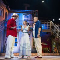 Anconai szerelmesek 2 – Ősbemutató a nyíregyházi színházban