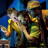 Vígszínházi előadás a Gyermekmentő Szolgálat javára