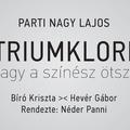 Átriumklorid – Ősbemutató az Átrium Film-Színházban