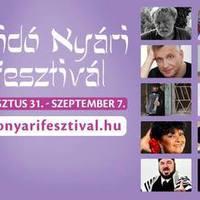 Teltházas koncertek, előadások a Zsidó Nyári Fesztivál minden helyszínén