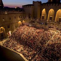 Sztrájk miatt elmarad az előadások fele szombaton az Avignoni Fesztiválon