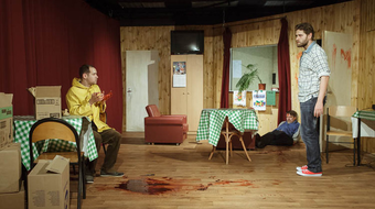 Művház II. rész – Folytatódik a színházi sitcom a Jurányiban
