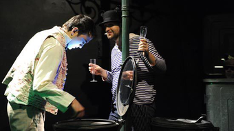 Megnyitották az első Visegrádi Négyek Fesztivál és Színházi Találkozót
