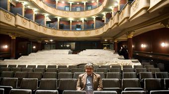 Újraválasztották Dörner Györgyöt az Újszínház élére