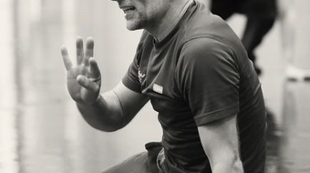 Workshopot tartott Szegeden Michael Langeneckert táncművész