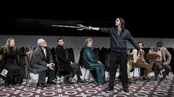 A Sirály a Nemzeti Színházban