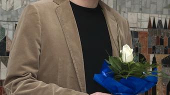 Mácsai Pál a Kossuth-díjasok között