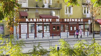 Prózai és zenés művek a Karinthy Színházban a jövő évadban