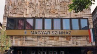 Díjátadó a Magyar Színház évadzáró ülésén