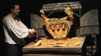 Japánba készül a zalaegerszegi bábszínház