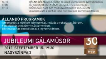Ruszt Józsefre is emlékezik a 30 éves Hevesi Sándor Színház