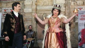 JÁTÉK - Nyerjen jegyet A chicagói hercegnő főpróbájára! LEZÁRVA