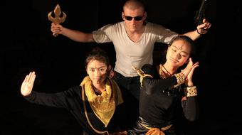 """""""Megváltoznak a színházi jelentések"""" – Osonó bemutató Thaiföldön"""