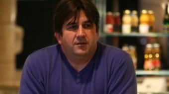 Gáspárik Attila köszöntője Jánosházi Györgyhöz