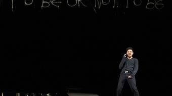 Hamlet jogosan haragos a Nemzeti Színházban