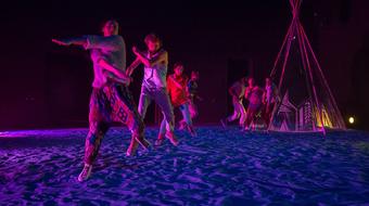 Hatodik alkalommal szervez tánc- és mozgásszínházi fesztivált a Figura